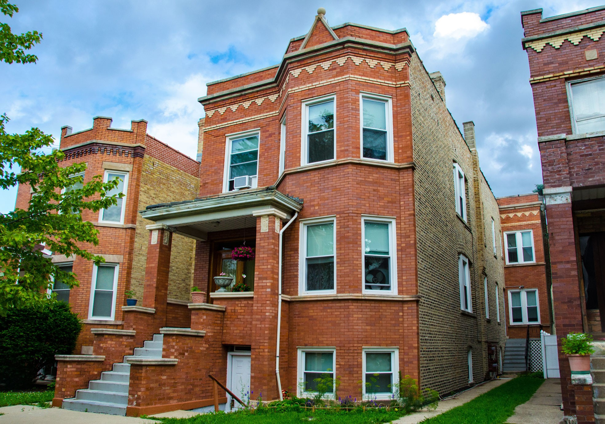 Deconverting A Chicago 2 Flat Or 3 Flat To A Single Family Home